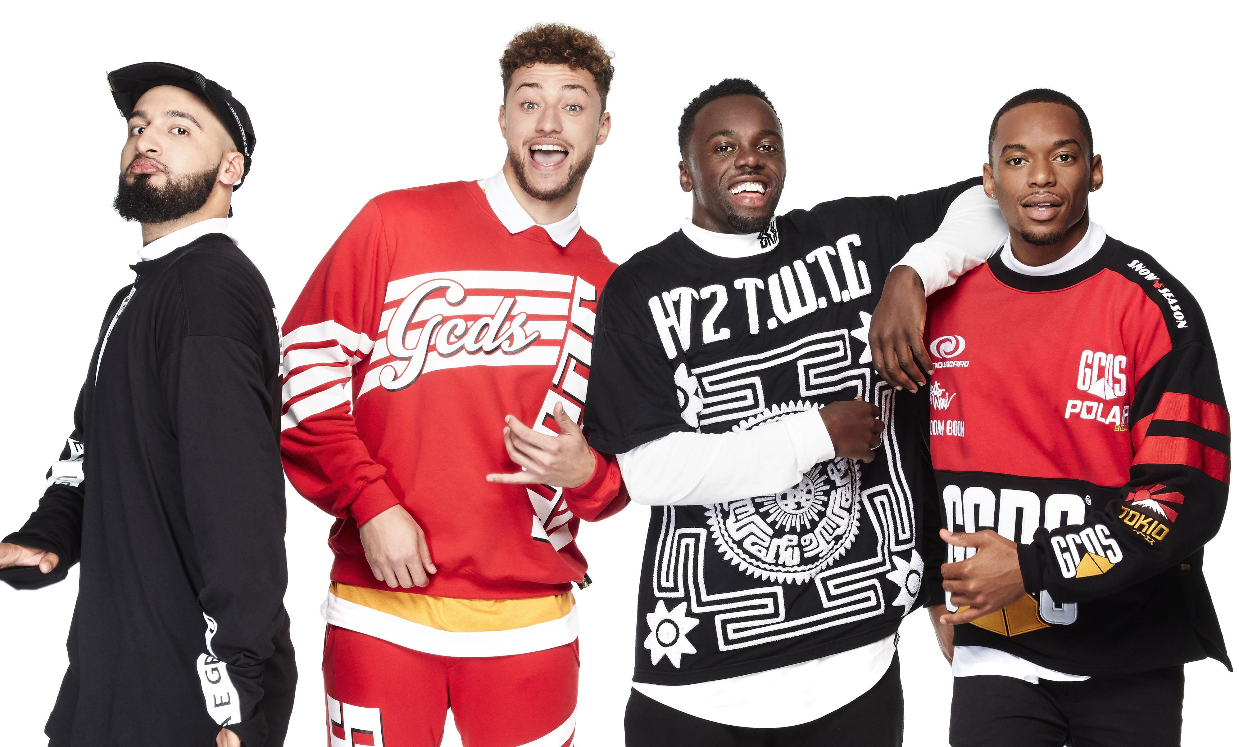 Rak-Su on The X Factor 2017