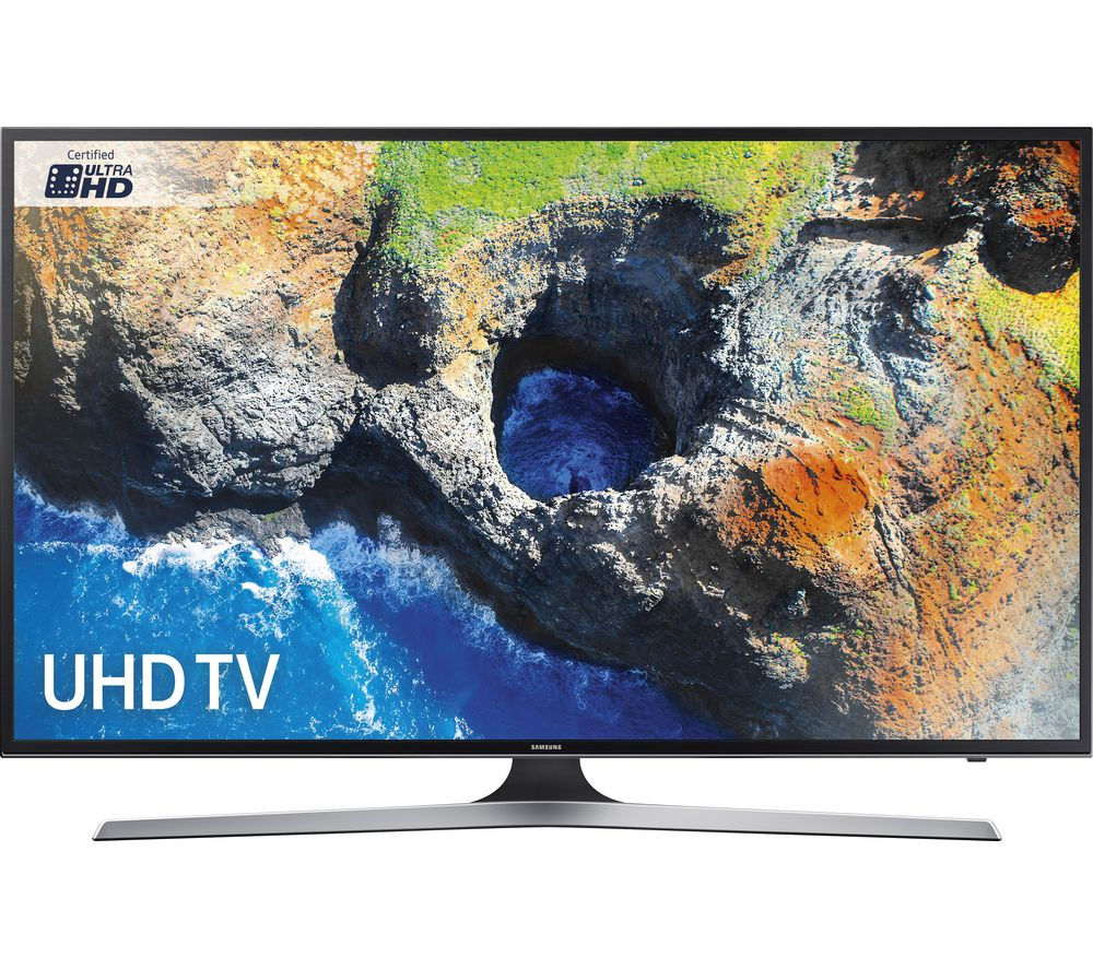 SAMSUNG Smart 4K Ultra HD HDR LED TV