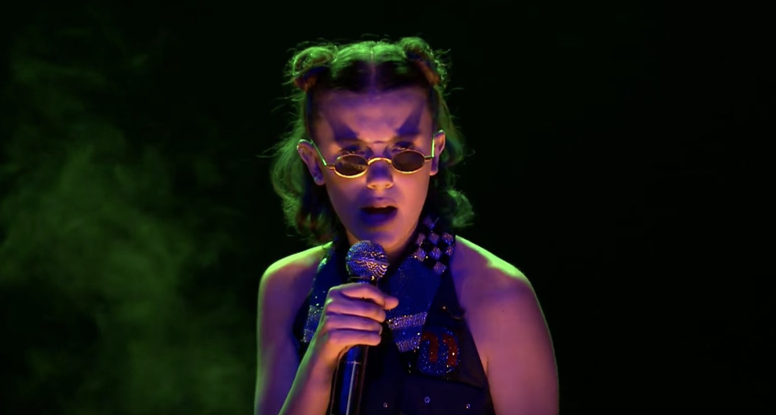 Watch Millie Bobby Brown Recap Stranger Things 1 With An Epic Rap