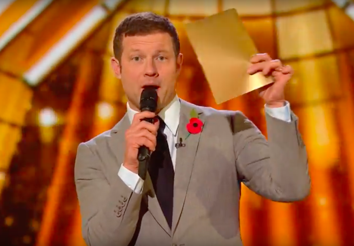 Dermot O'Leary on The X Factor 2017