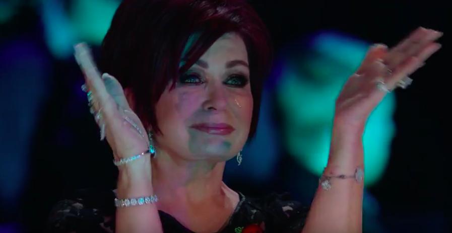 Sharon Osbourne X Factor George Michael Week