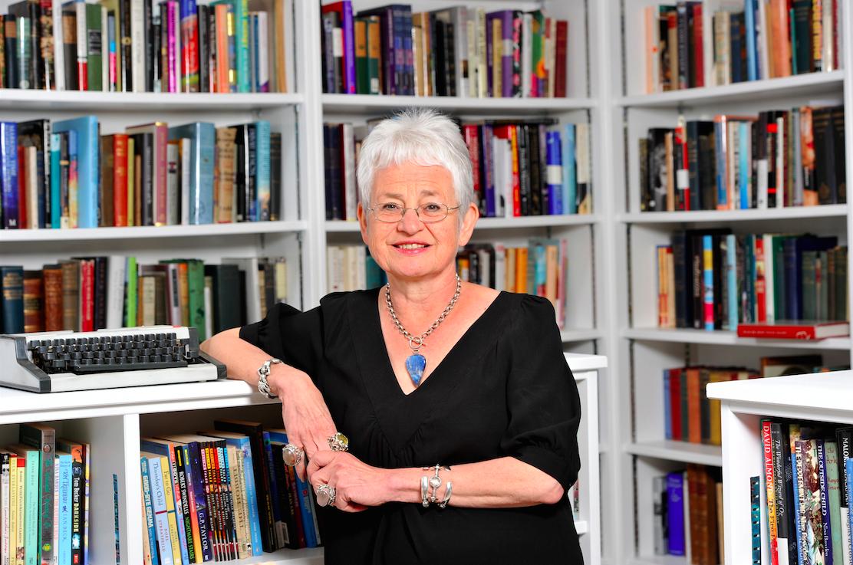Jacqueline Wilson (BAFTA, EH)