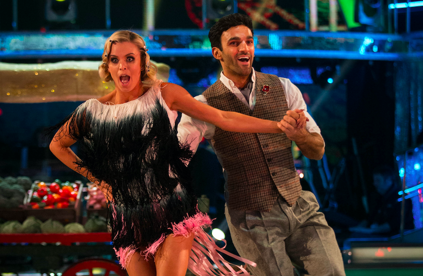 Davood Ghadami on Strictly Come Dancing 2017
