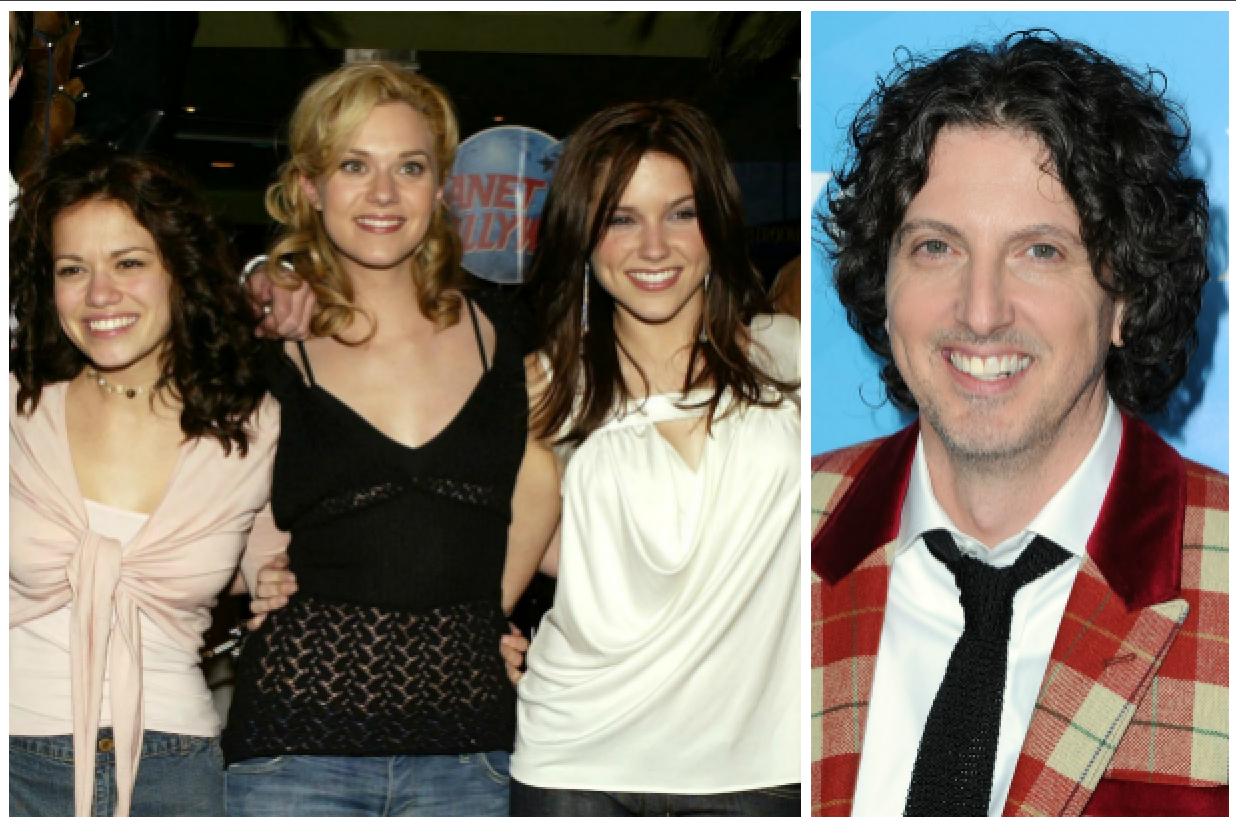 One Tree Hill cast and Mark Schwahn (Getty, EH)