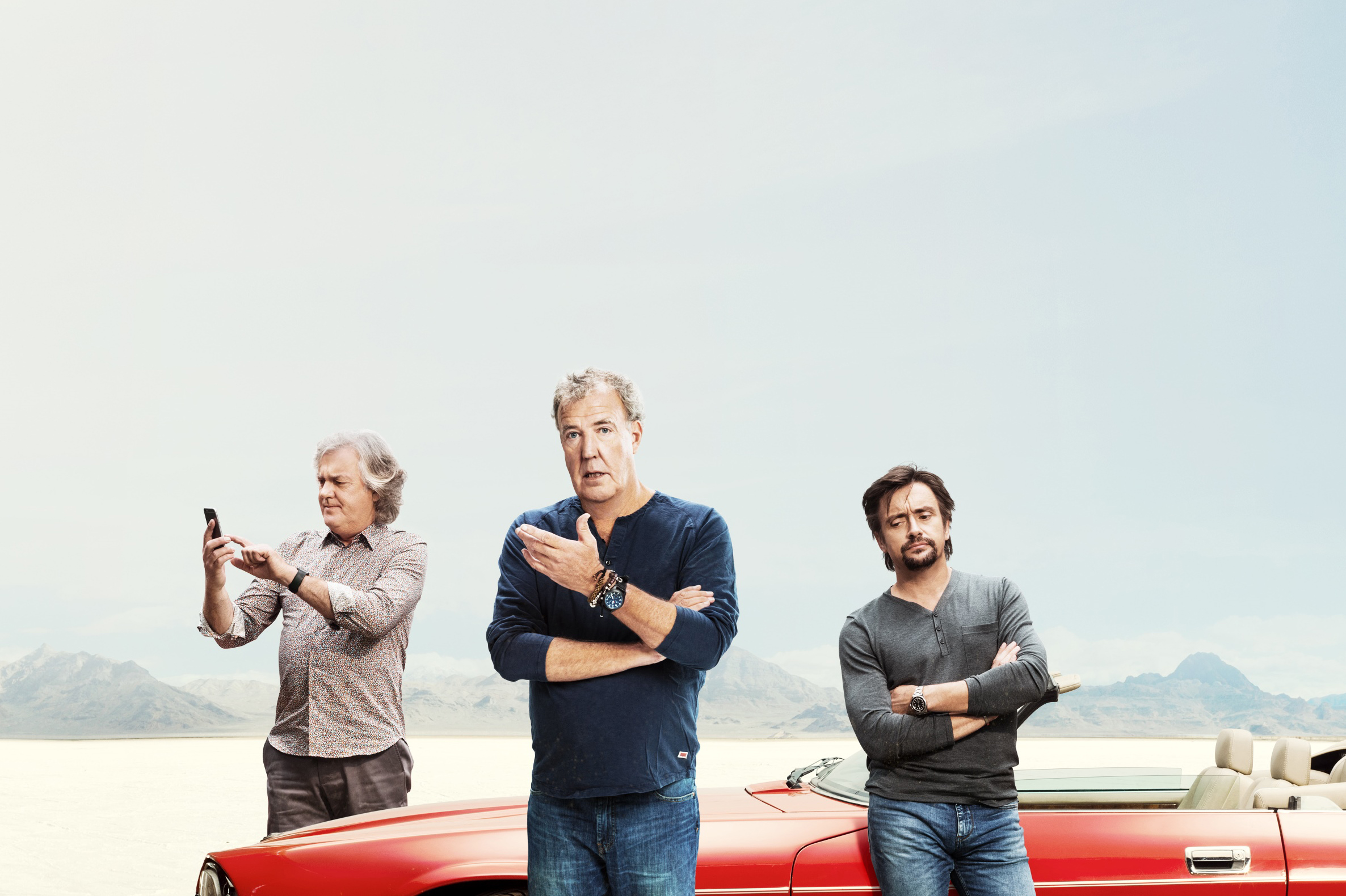the grand tour season 2 to feature tesla electric car jeremy clarkson says it 39 s time to. Black Bedroom Furniture Sets. Home Design Ideas