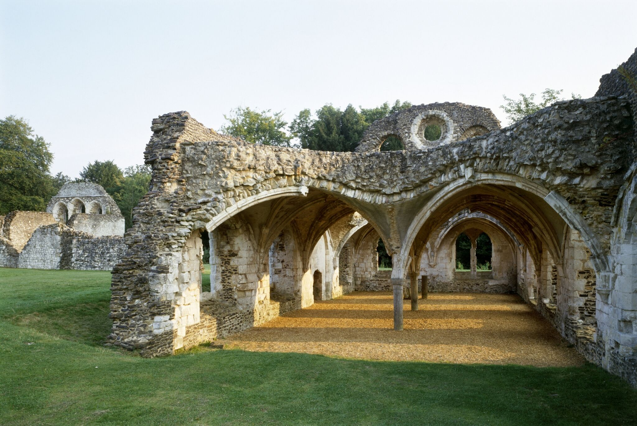 Waverley Abbey(English Heritage, EH)
