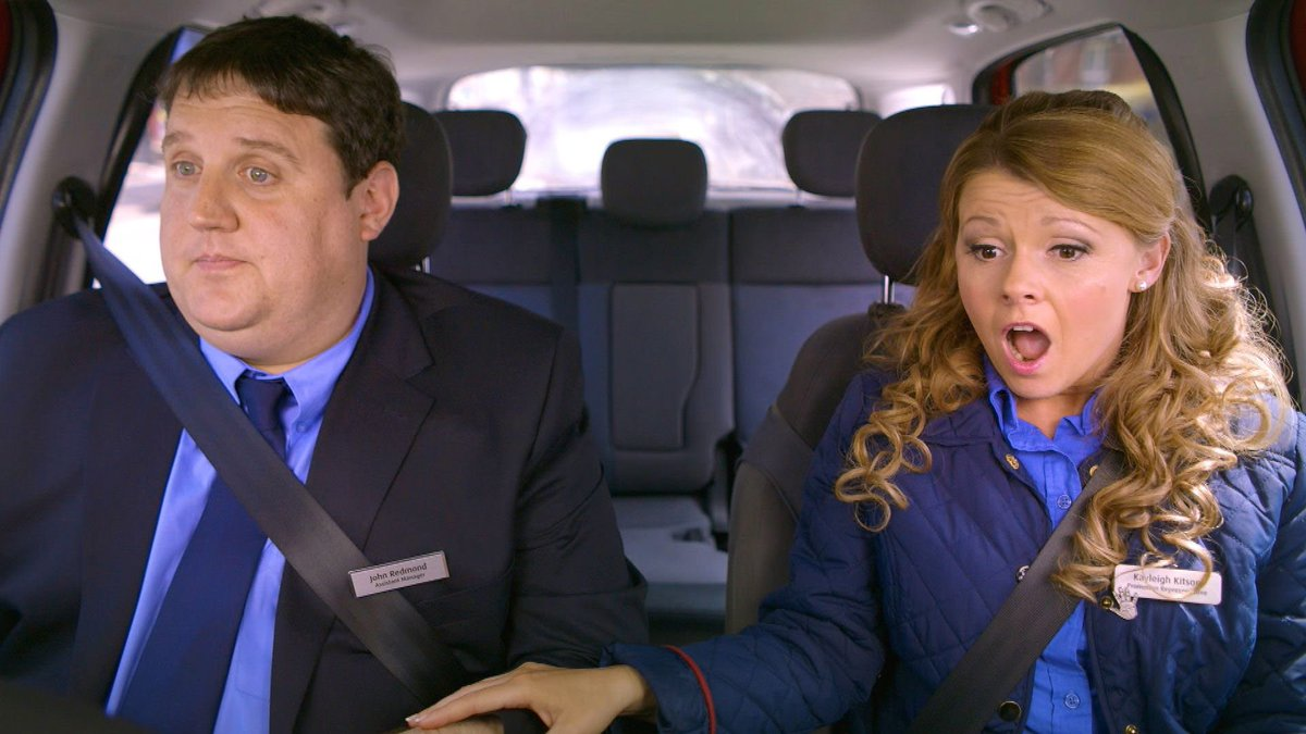 Peter Kay confirms Car Share will return in 2018