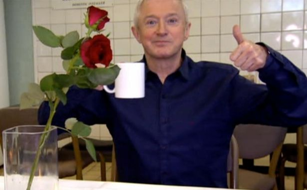 Dinner Louis Walsh X Factor
