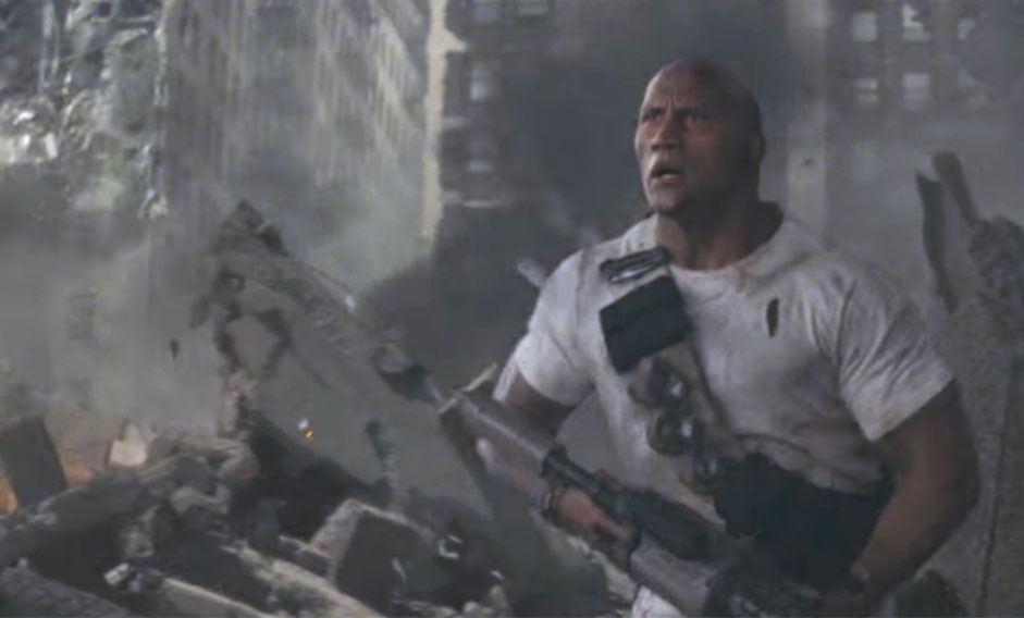 Rampage Movie Photos Set Stage For Dwayne Johnson Vs