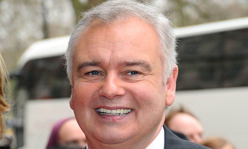 Eamonn Holmes attends the 2014 TRIC Awards at The Grosvenor House Hotel on March 11, 2014 in London, England. (Photo by Anthony Harvey/Getty Images TL)