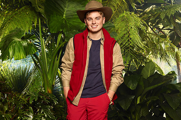 I'm A Celeb's Jack Maynard 'ashamed' of unacceptable tweets