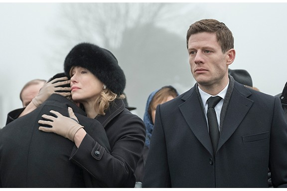 James Norton and Maria Shukshina in new BBC1 drama McMafia (BBC, JG)