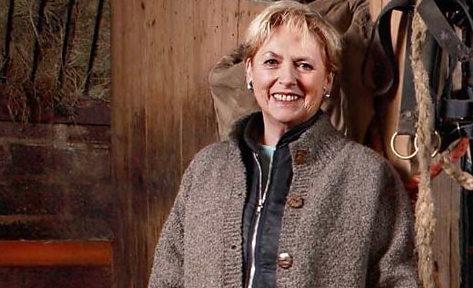 Did Shula (Judy Bennett) let her anger boil over?