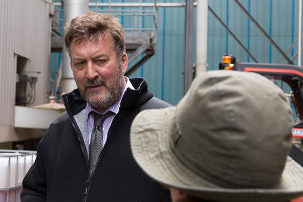 Ian Burfield, ITV Pictures, SL