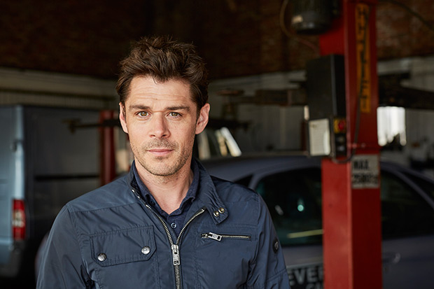 Kenny Doughty, ITV Pictures, SL