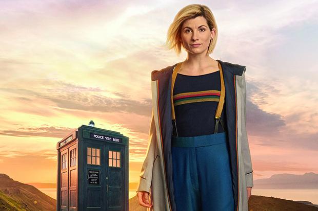 Resultado de imagen para jodie whittaker doctor who costume