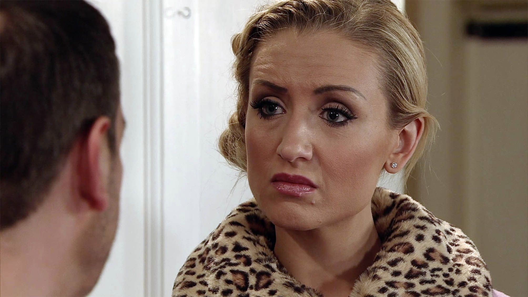 Exit confirmed for Eva Price as Catherine Tyldesley quits