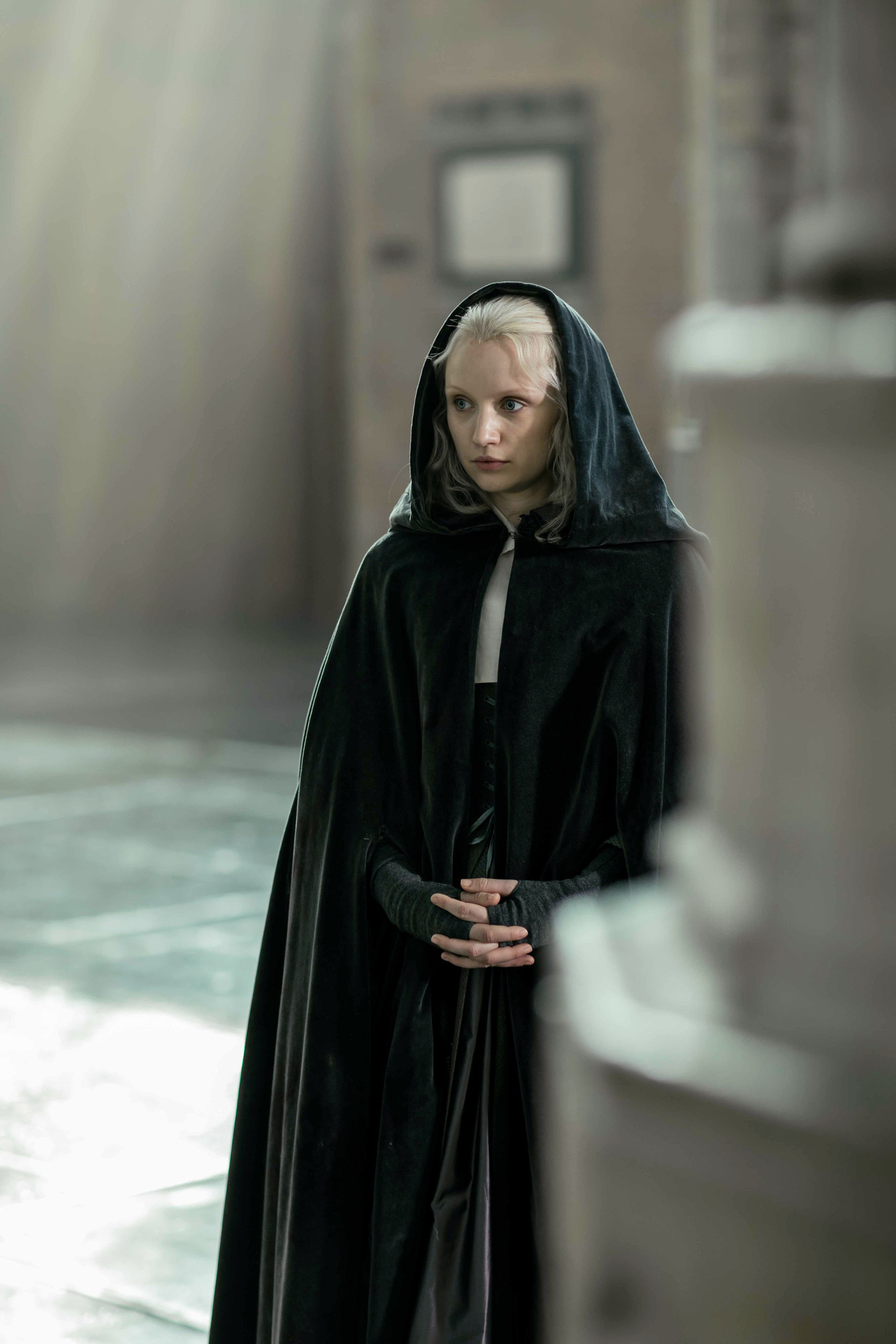 Emily Berrington as The Miniaturist