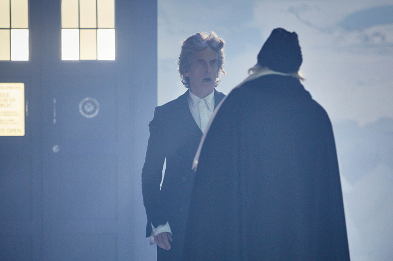 New trailer for the Doctor Who Christmas special drops