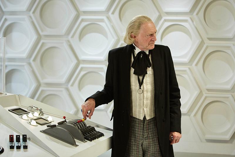 David Bradley in Twice Upon a Time (BBC, HF)