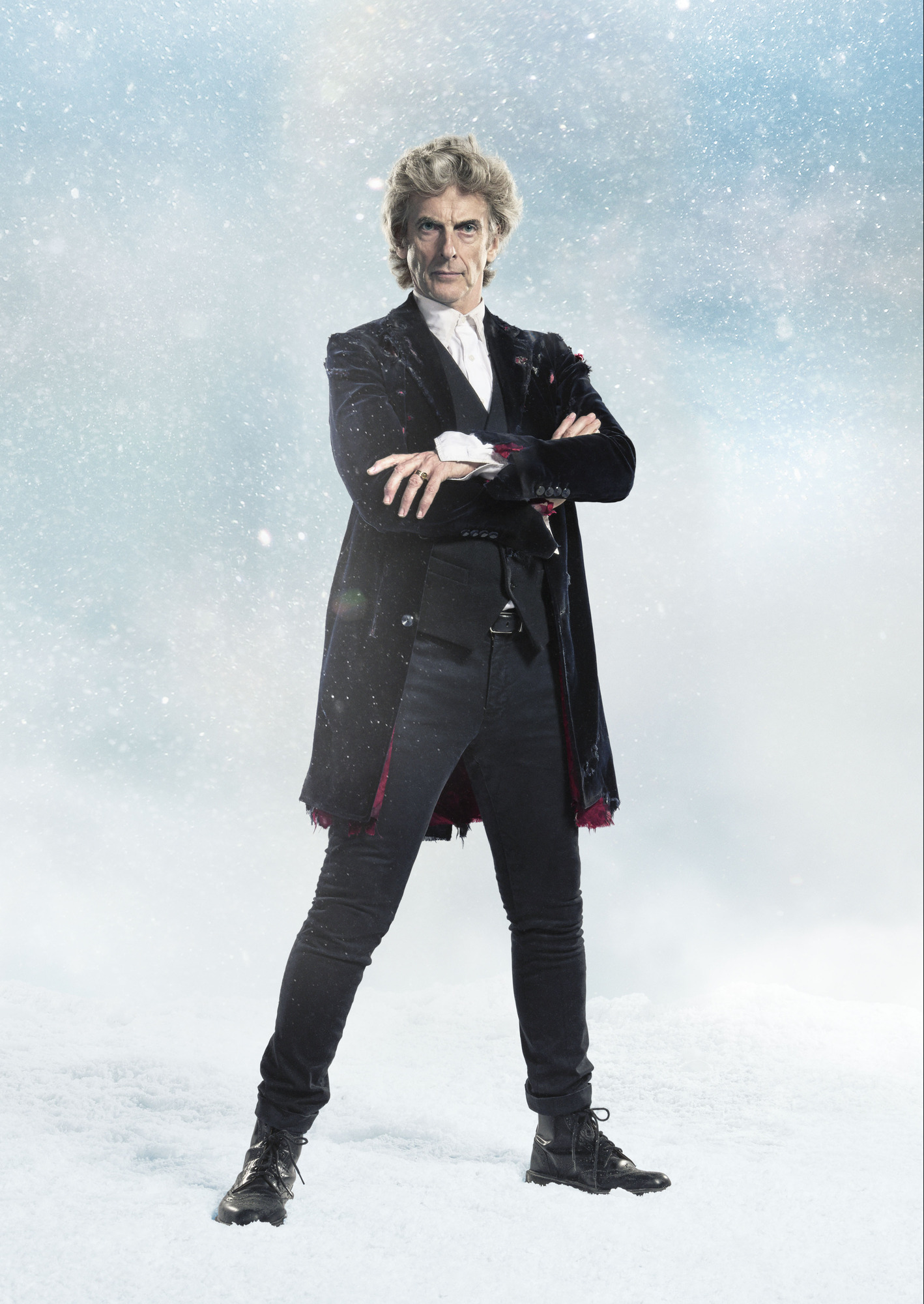 Doctor Who Christmas Special 2017 Twice Upon A Time Cast