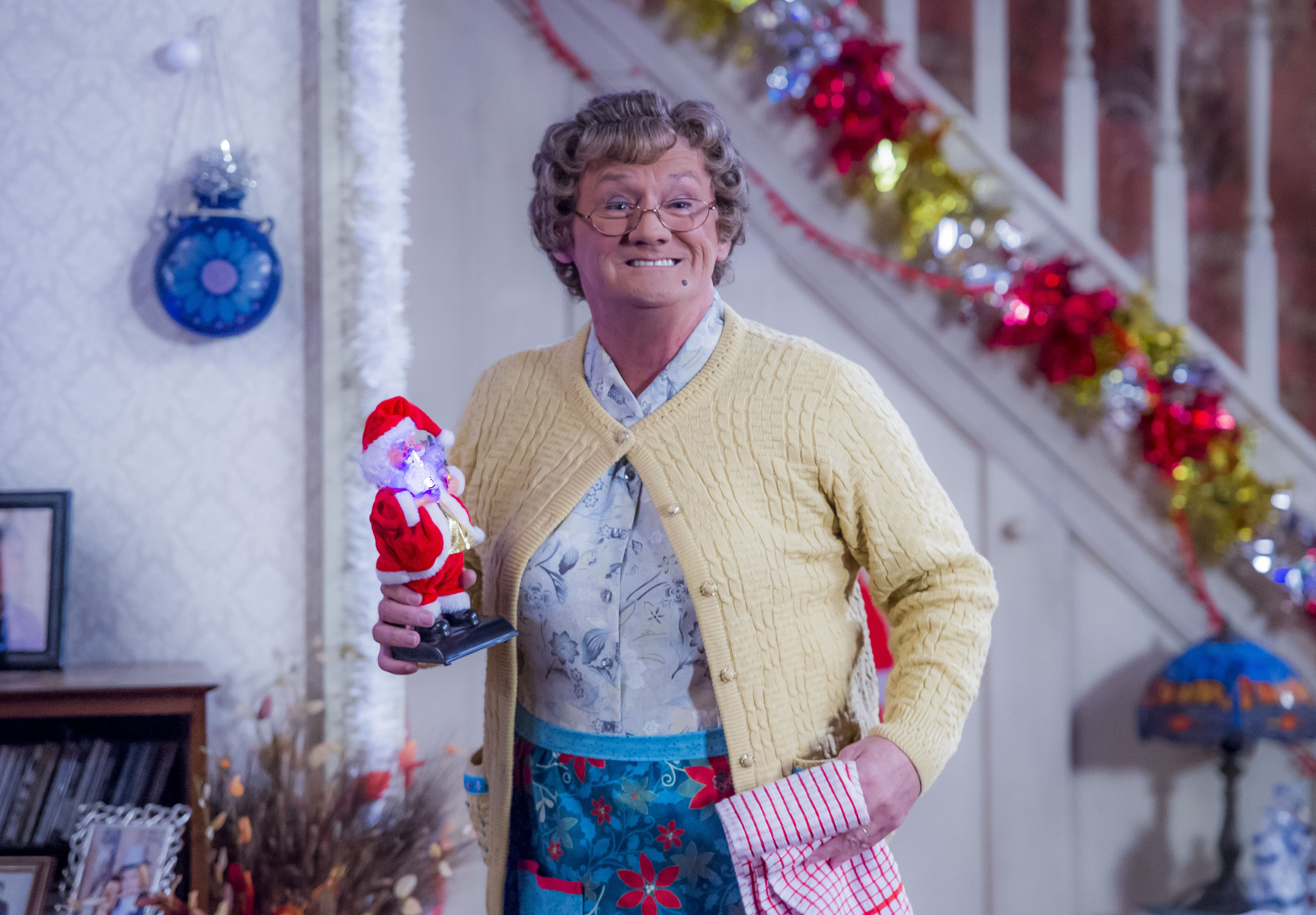 Mrs Brown (Getty,mh)