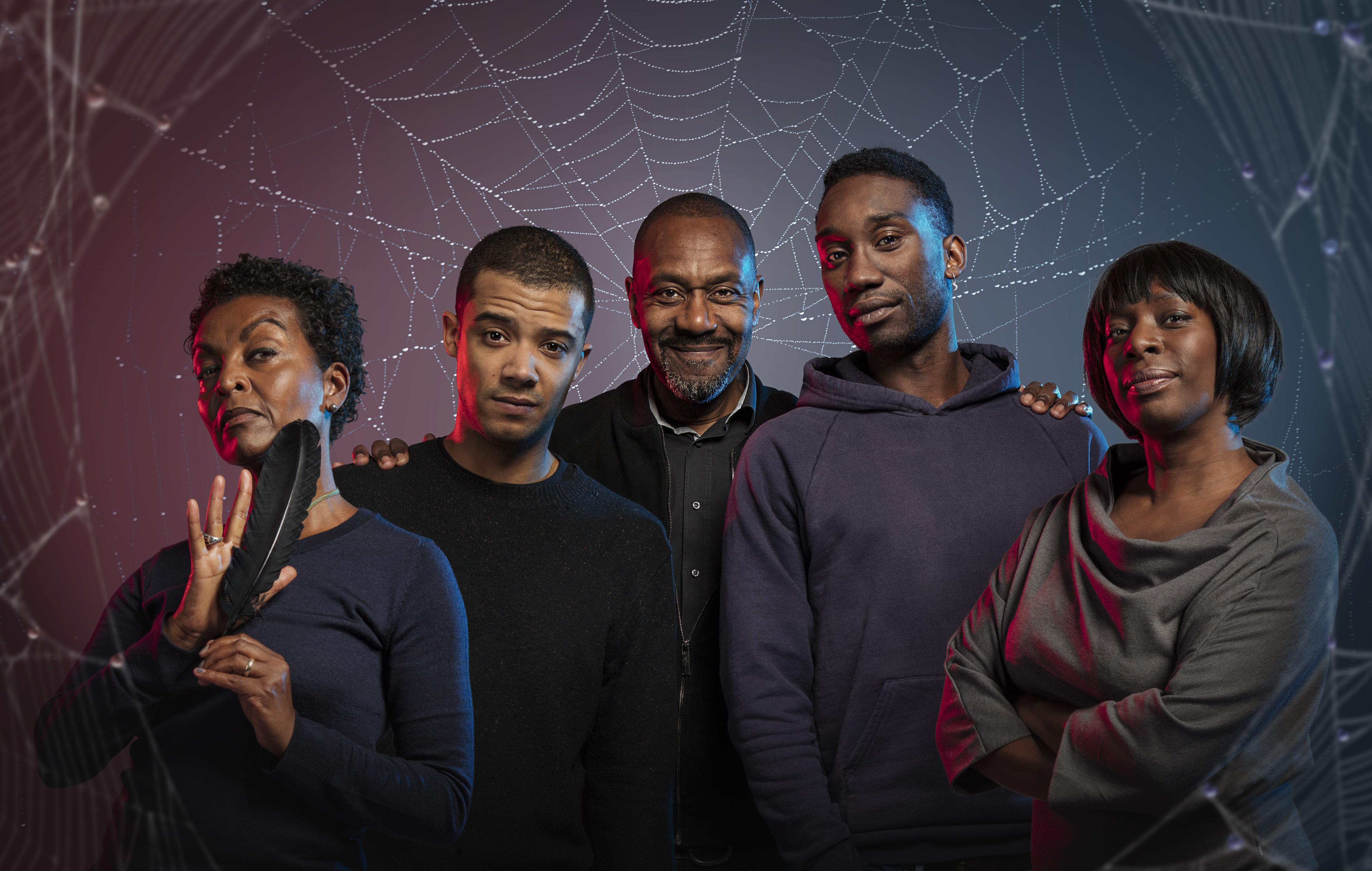 Anansi Boys (BBC, EH)