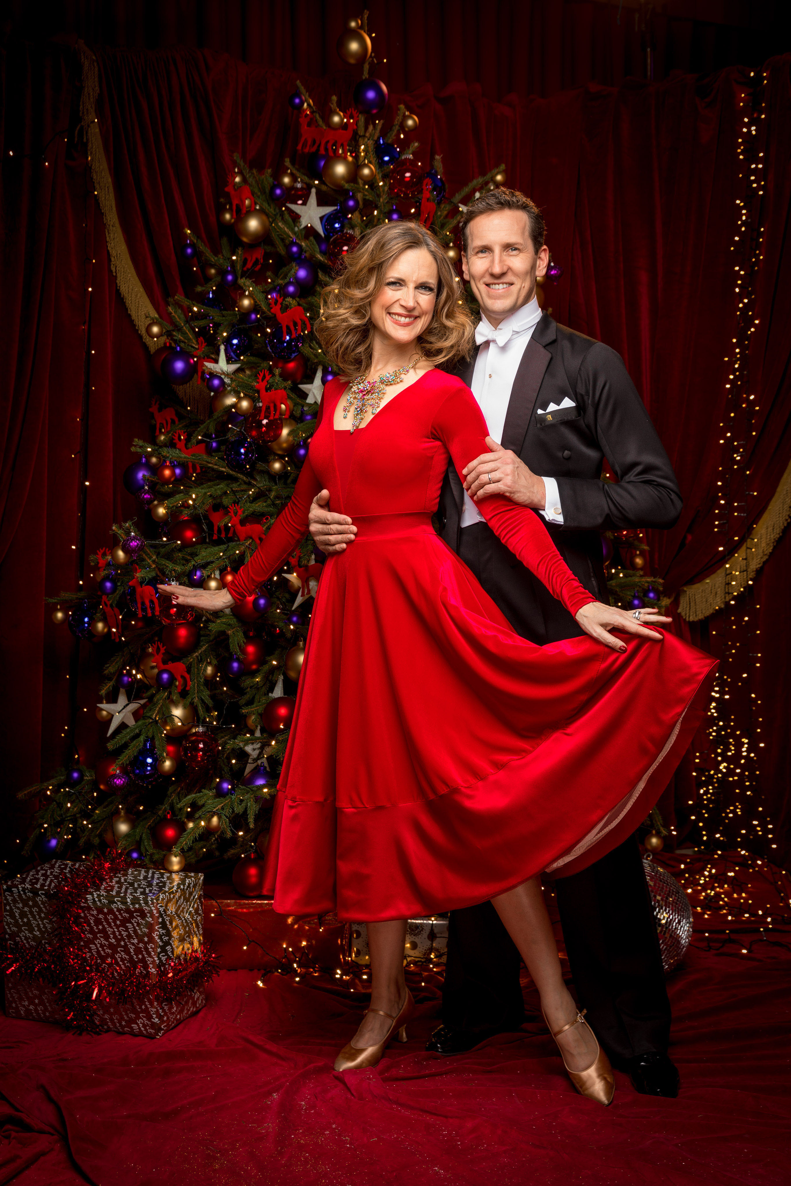 Strictly Christmas Special To Be Hosted At Buckingham Palace Strictly Christmas Special To Be Hosted At Buckingham Palace new picture