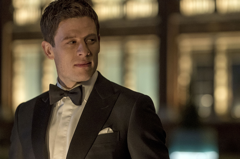 James Norton in McMafia