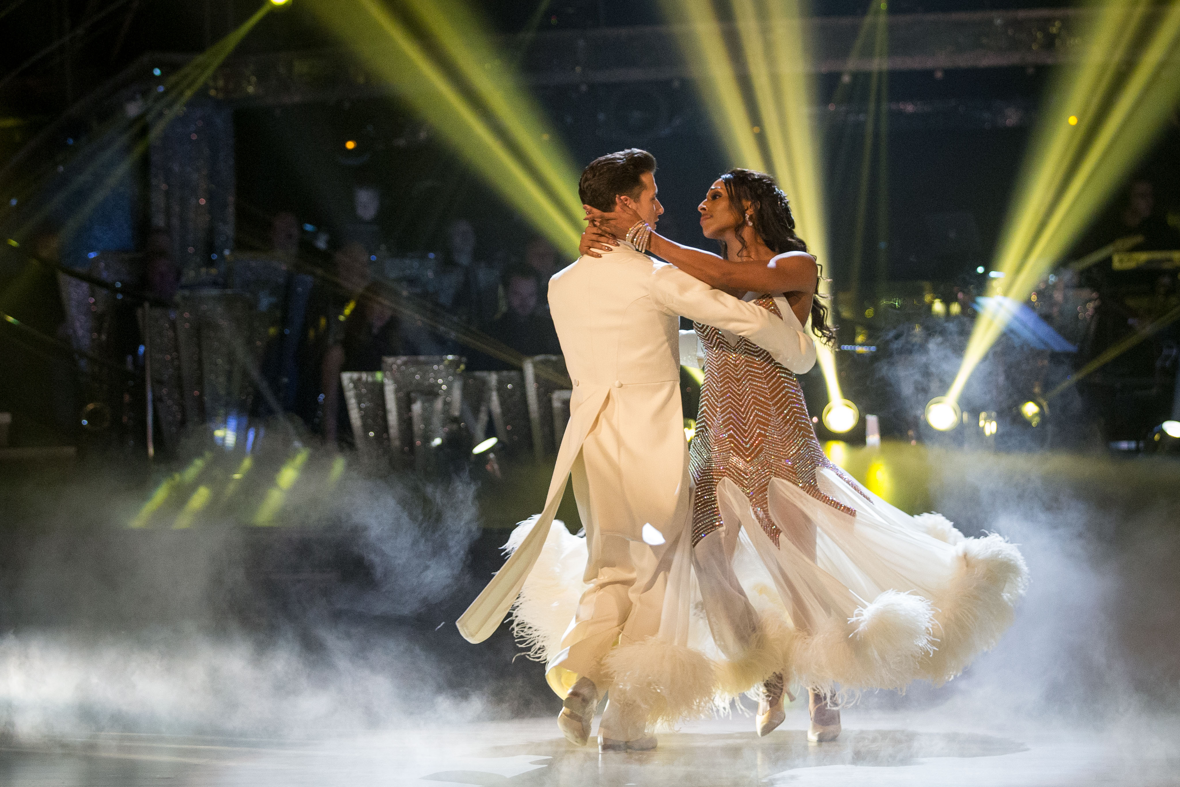 Alexandra Burke on Strictly Come Dancing 2017