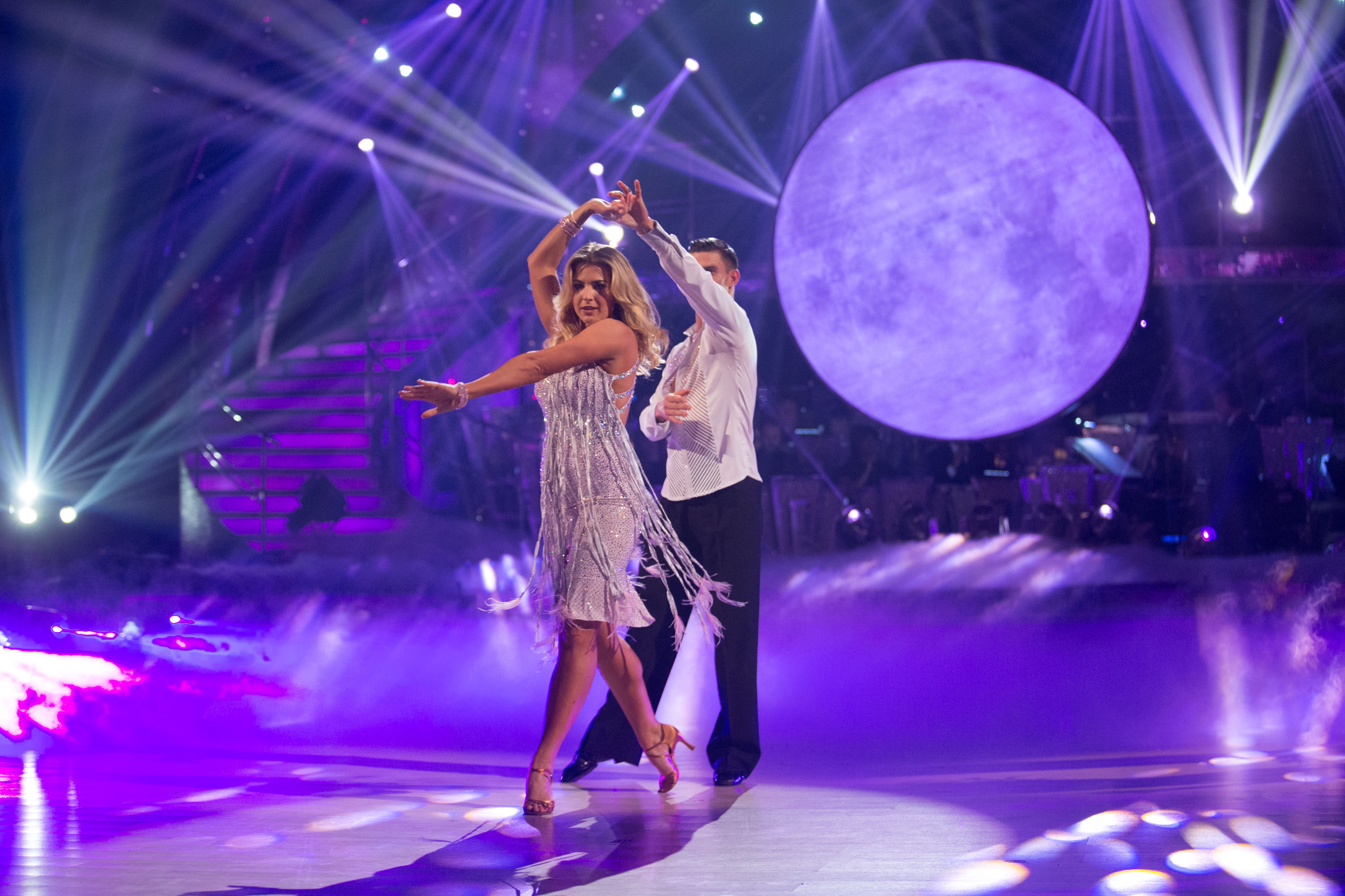 Gemma Atkinson on Strictly Come Dancing 2017