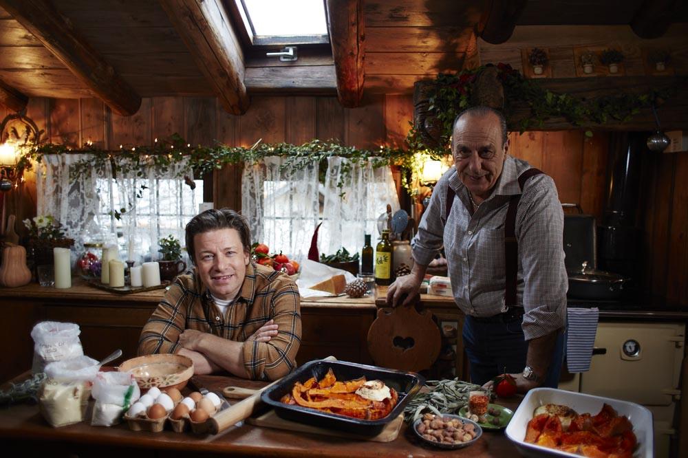 Jamie's Italian Christmas (Channel 4, EH)