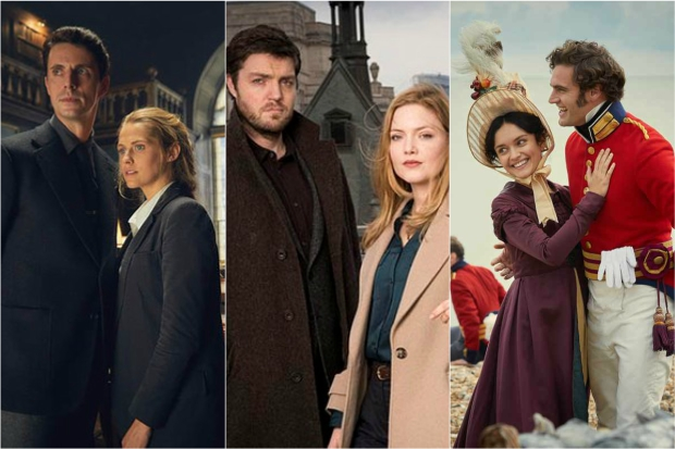 Books becoming TV shows in 2018