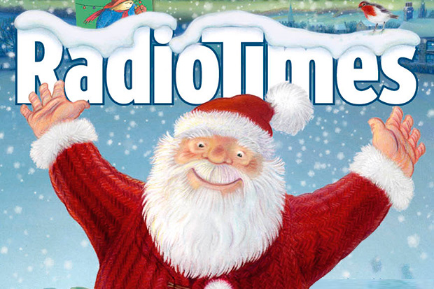 Radio Times Christmas cover crop