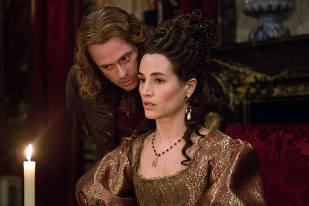 Elisa Lasowski plays Marie-Thérèse in Versailles