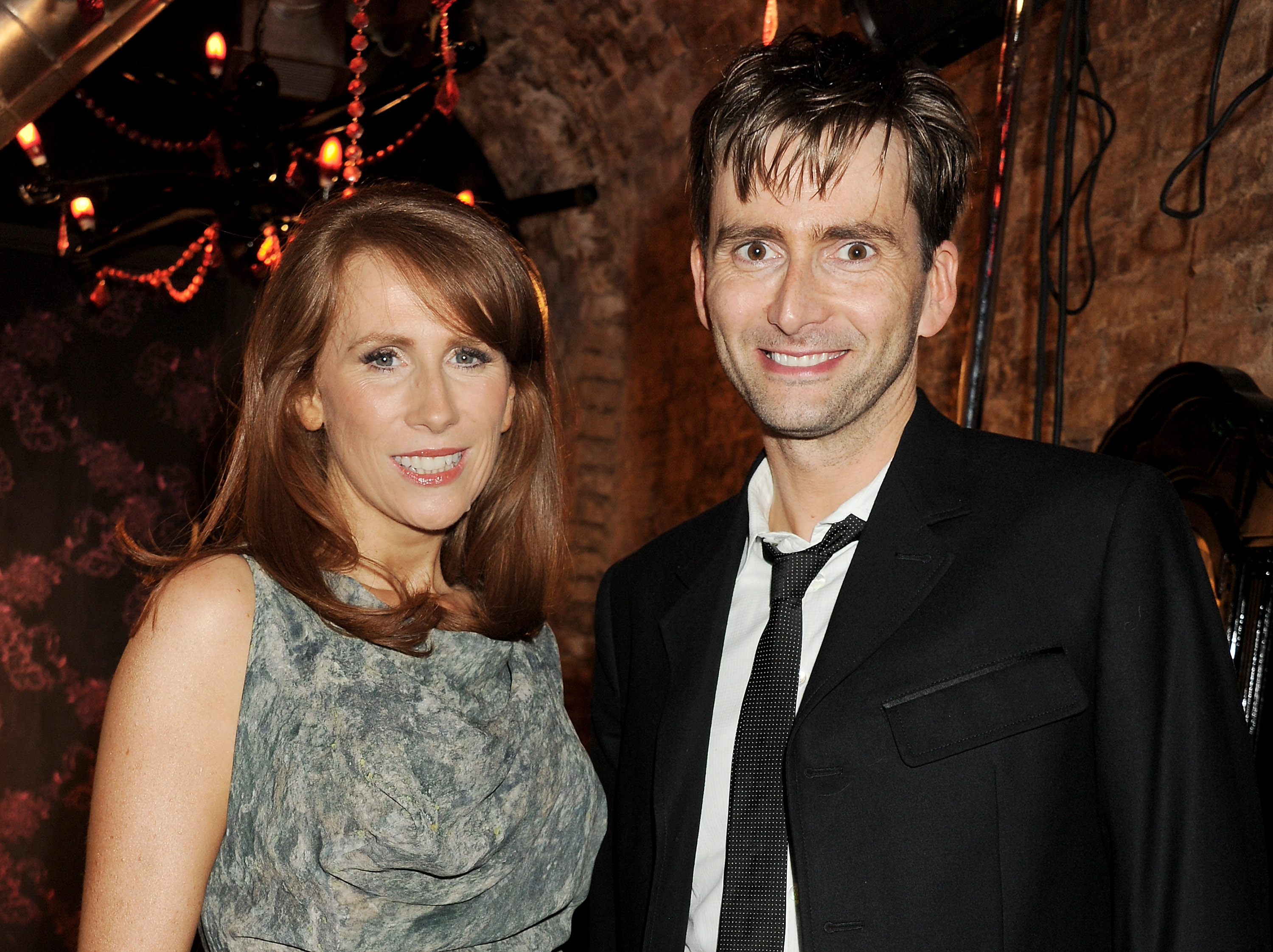 David Tennant Catherine Tate (Getty, EH)