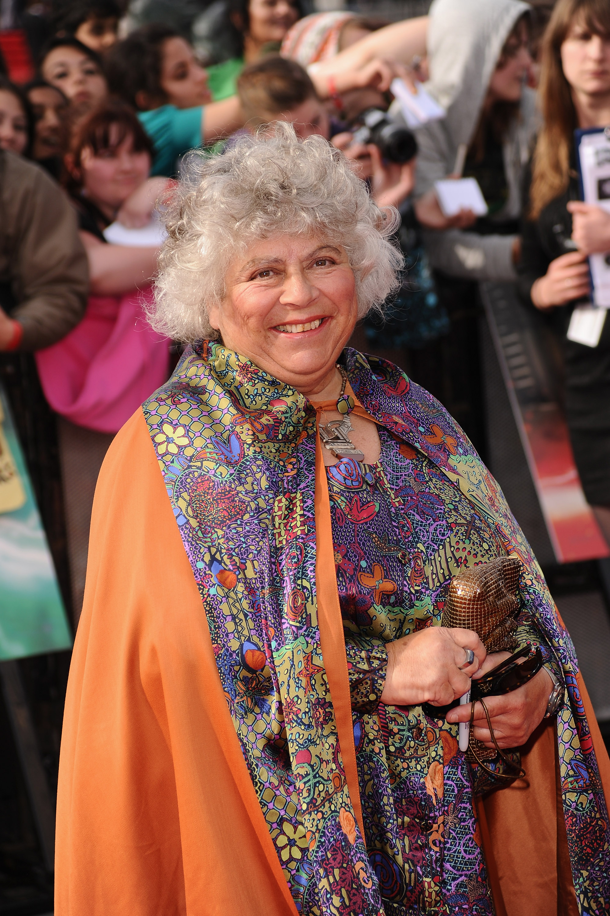 Miriam Margolyes (Getty, EH)