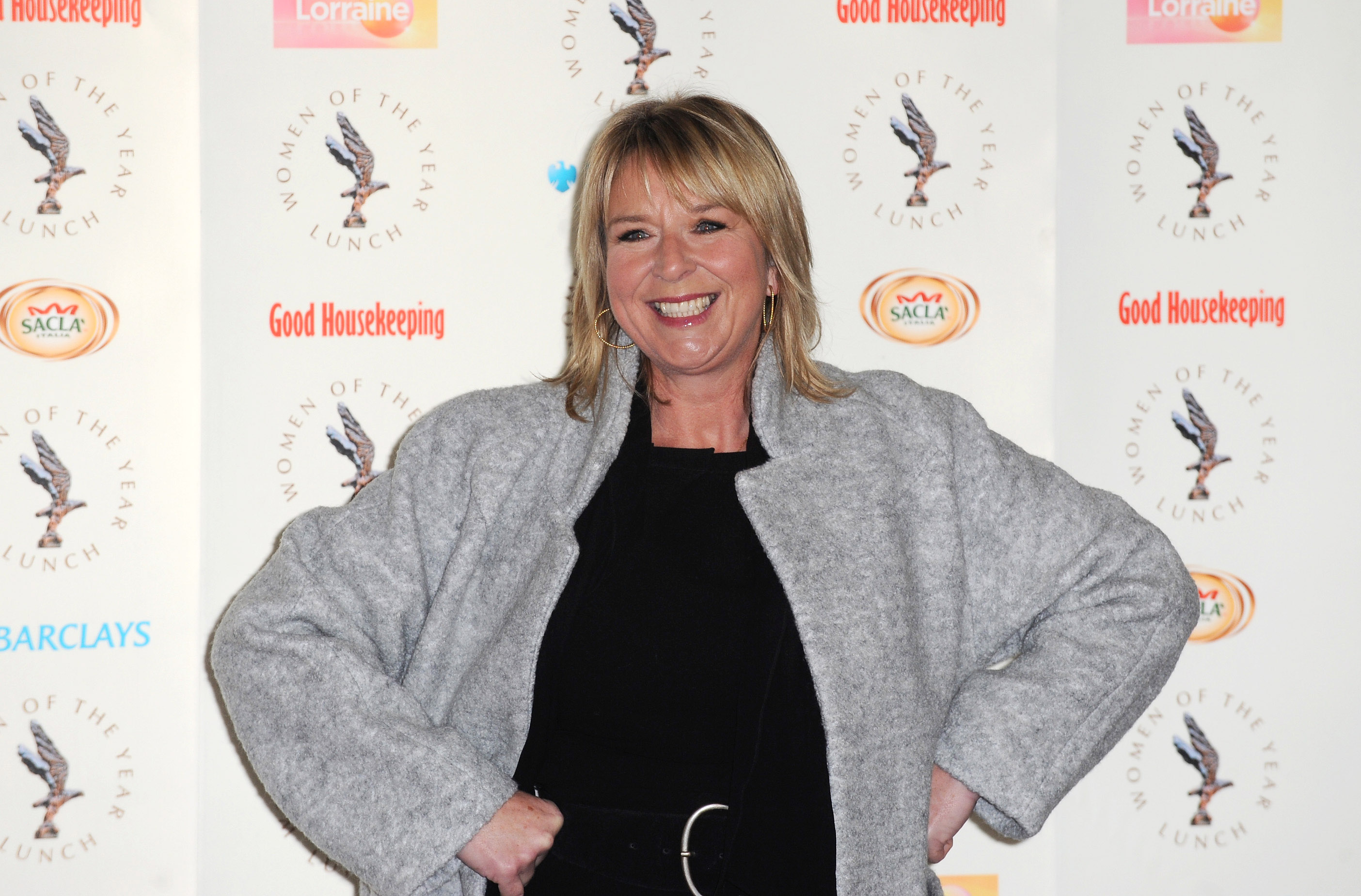 LONDON, ENGLAND - OCTOBER 14:  Fern Britton attends the Women of the Year lunch at Intercontinental Hotel on October 14, 2013 in London, England  (Photo by Ferdaus Shamim/WireImage, BA)