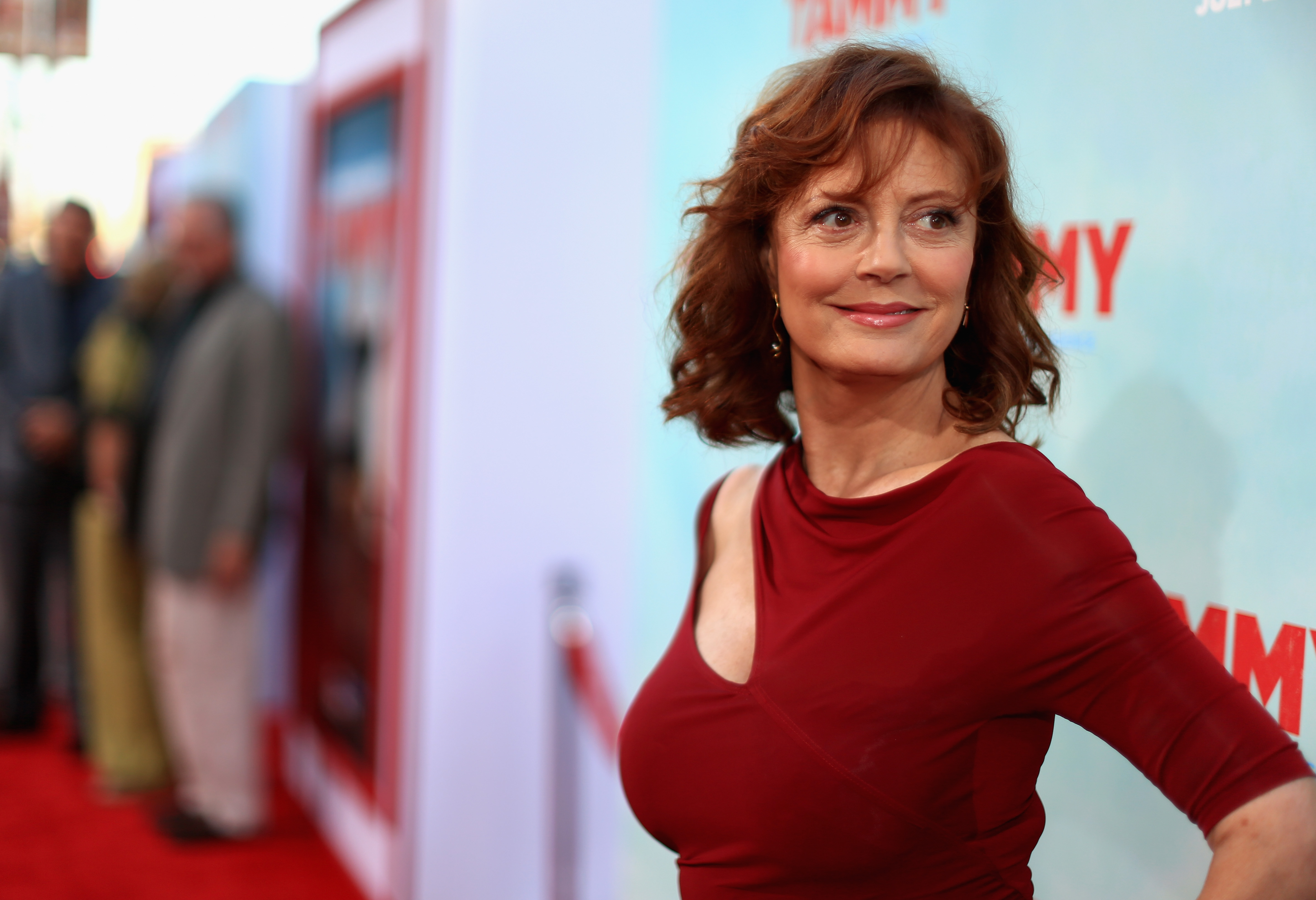 Susan Sarandon (Getty,mh)