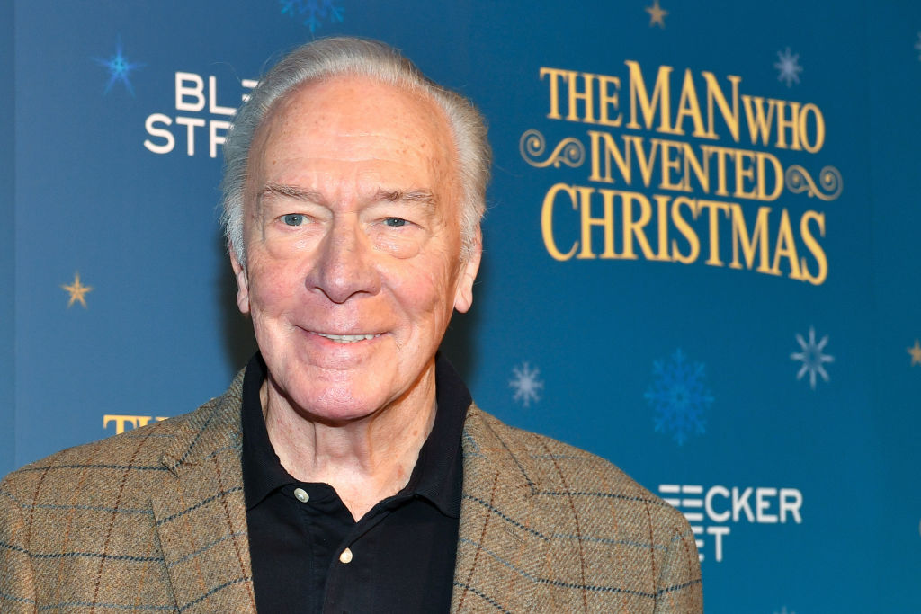 Christopher Plummer nominated after taking over Kevin Spacey role — Golden Globes