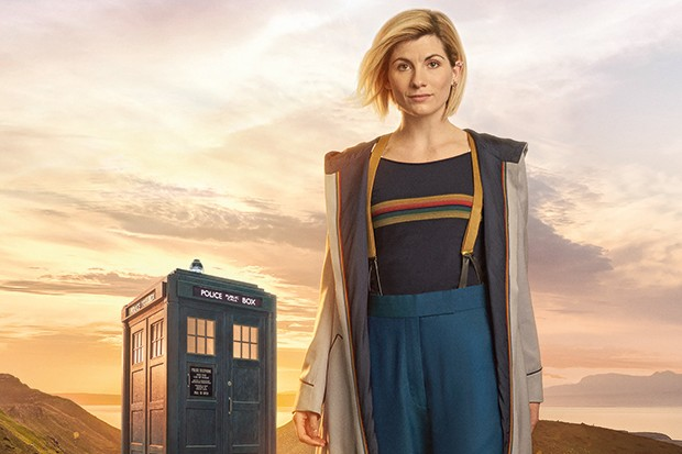 The Doctor (Jodie Whittaker), BBC publicity, BD