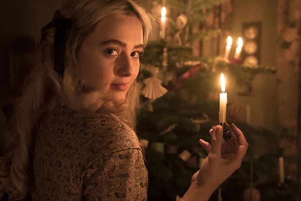 Little Women – Kathryn Newton as Amy