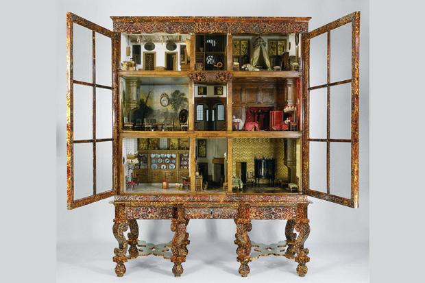 Petronella Oortman's dollhouse
