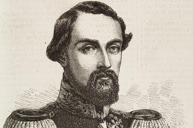 Portrait of Ernst