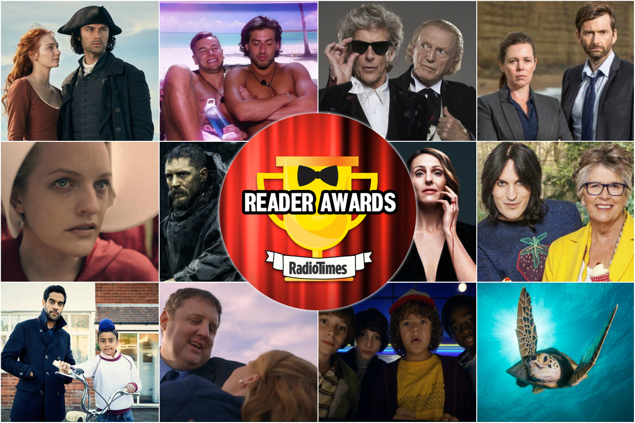 Radio Times Reader Awards 2017