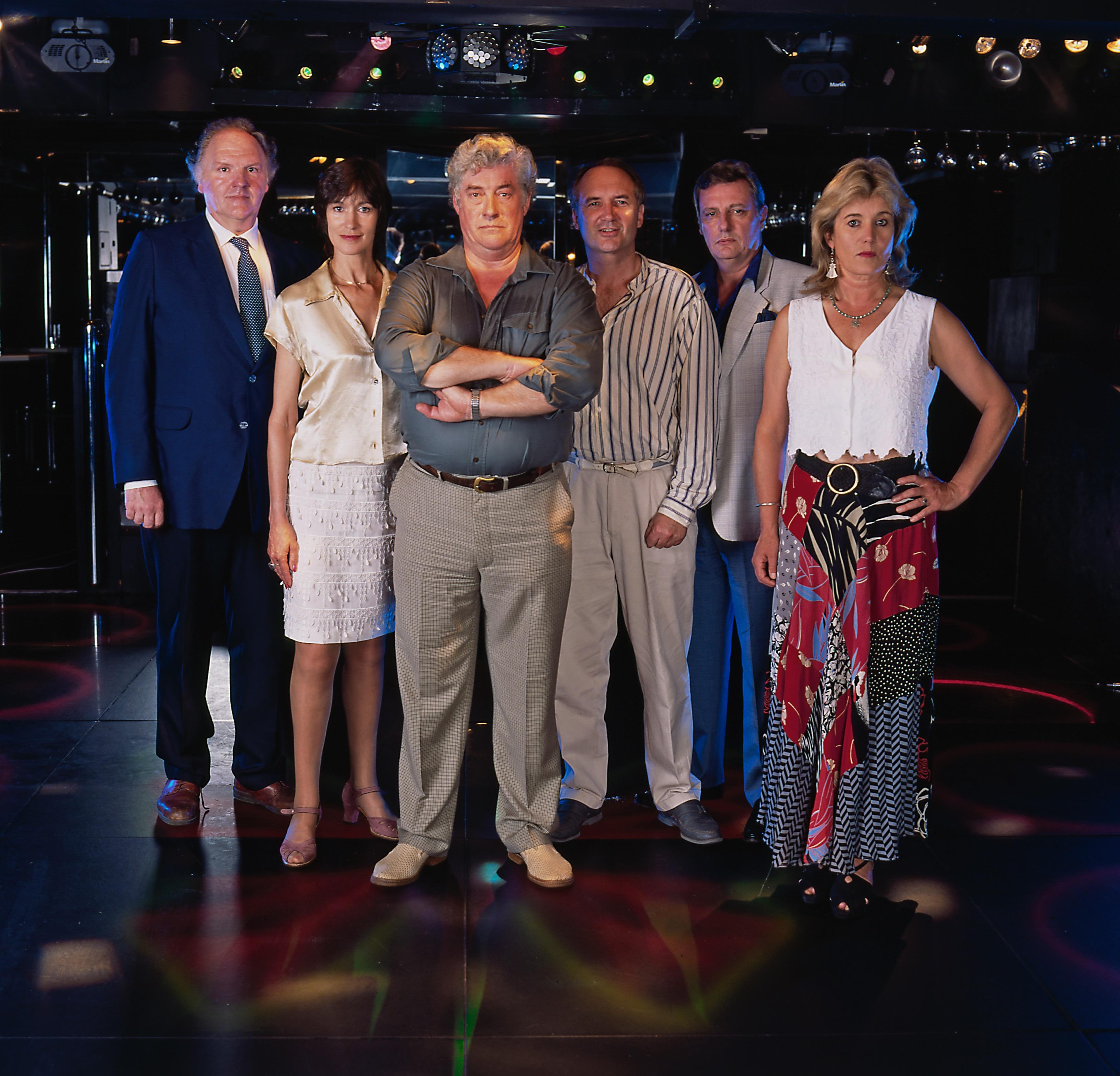 RT Blake 7 1995 reunion