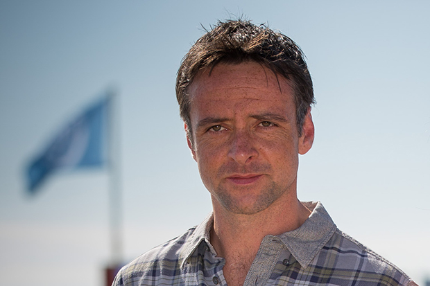 Death in Paradise guest star Richard Harrington