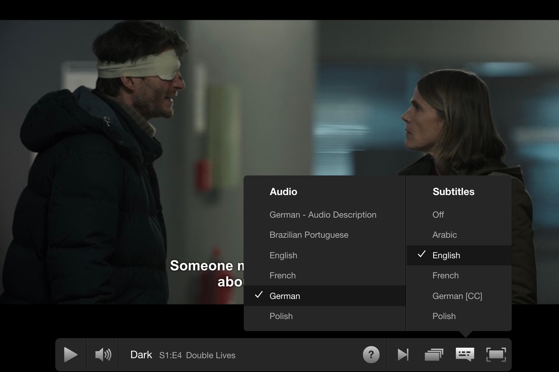 Dark Netflix subtitles