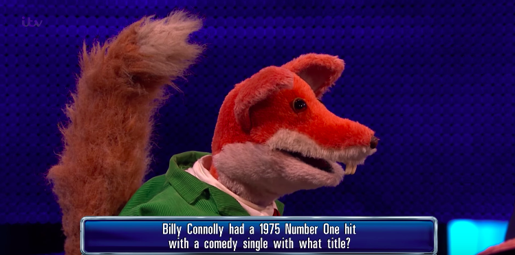 Basil Brush (screenshot, BA)