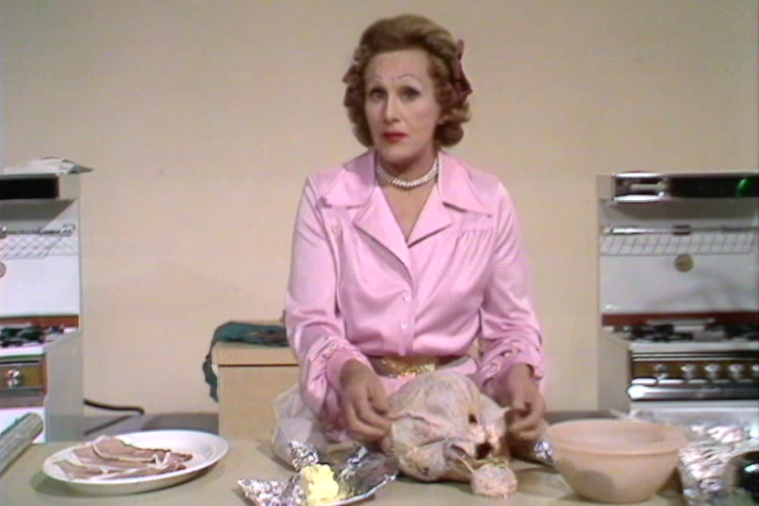 Fanny Cradock Cooks for Christmas